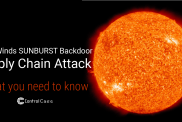SolarWinds SUNBURST Supply Chain Attack