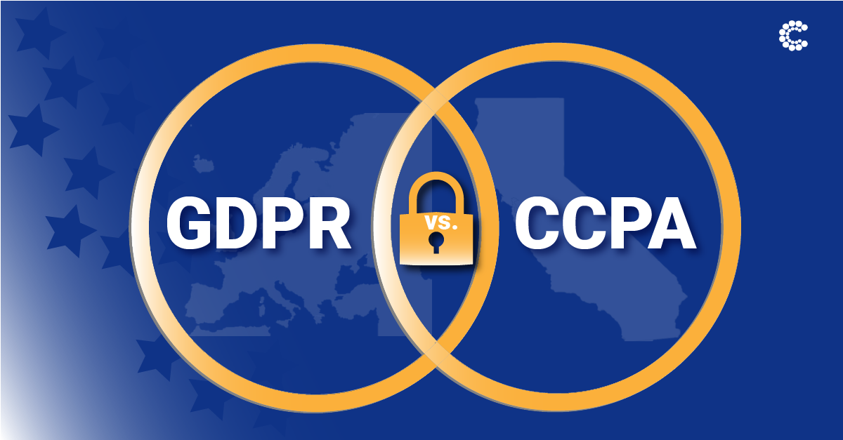 CCPA vs GDPR Compliance