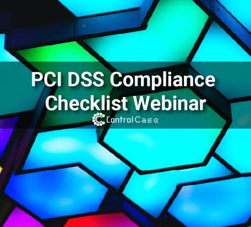 PCI DSS Checklist Webinar