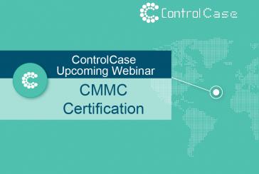 CMMC Webinar - ControlCase